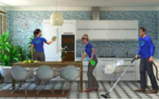 Плюсы и минусы заказа уборки в клининговой компании