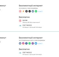 Тарифы мегафон кчр