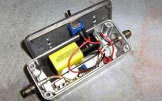 Глушитель gsm сигнала