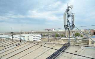 Базовая станция сотовой связи вред здоровью
