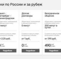 Тарифы звонков в белоруссию из россии