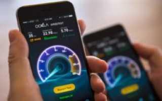 3g скорость передачи данных