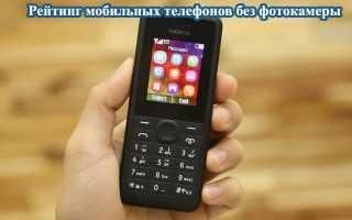 Телефоны без камеры с выходом в интернет